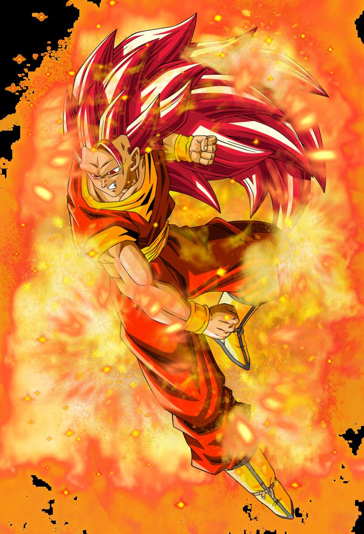 Super saiyan god 3 goku by elitesaiyanwarrior dbz - Foto goku super saiyan god ...