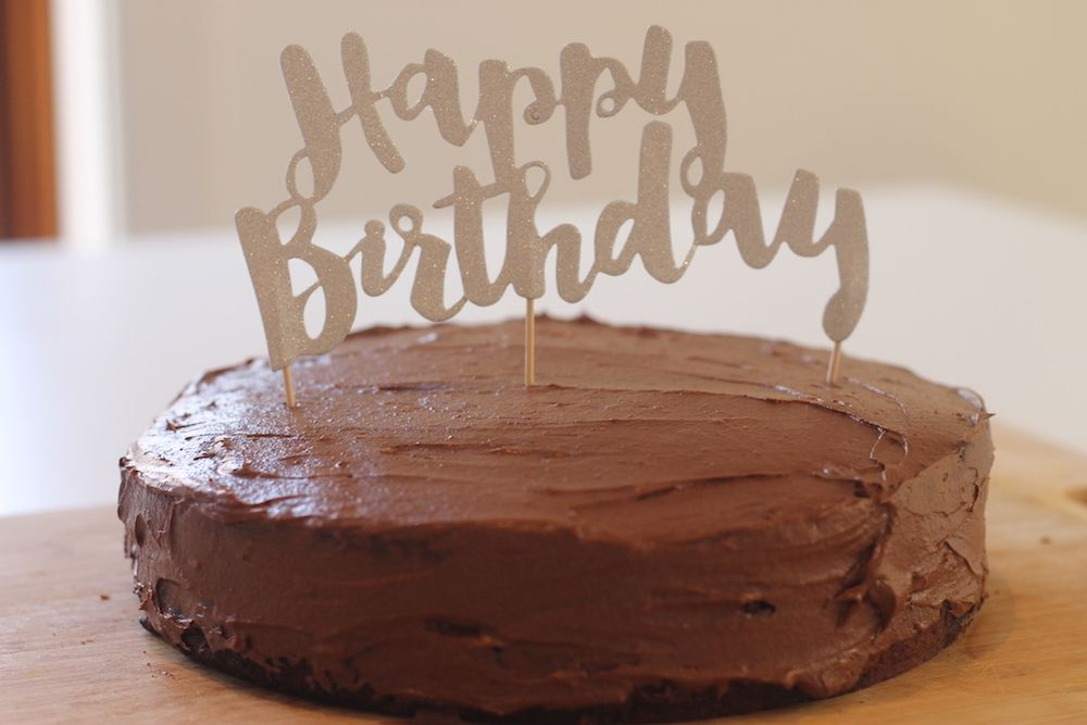 Delicious allergy friendly chocolate cake recipe with