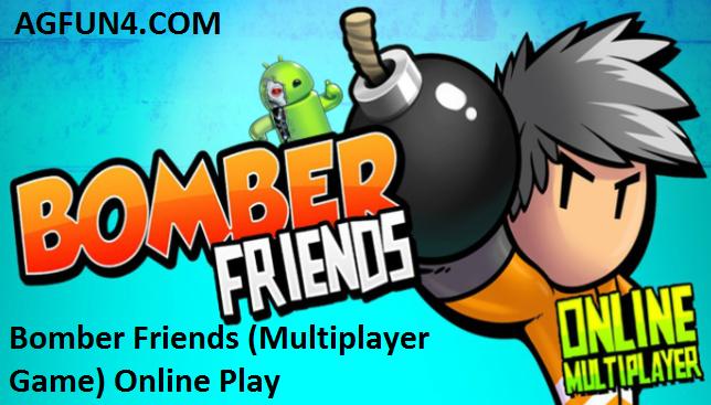 Bomber friends multiplayer bomber friends online bomber