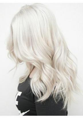 Hair Color Gallery White Hair Color Snow White Hair Hair Styles