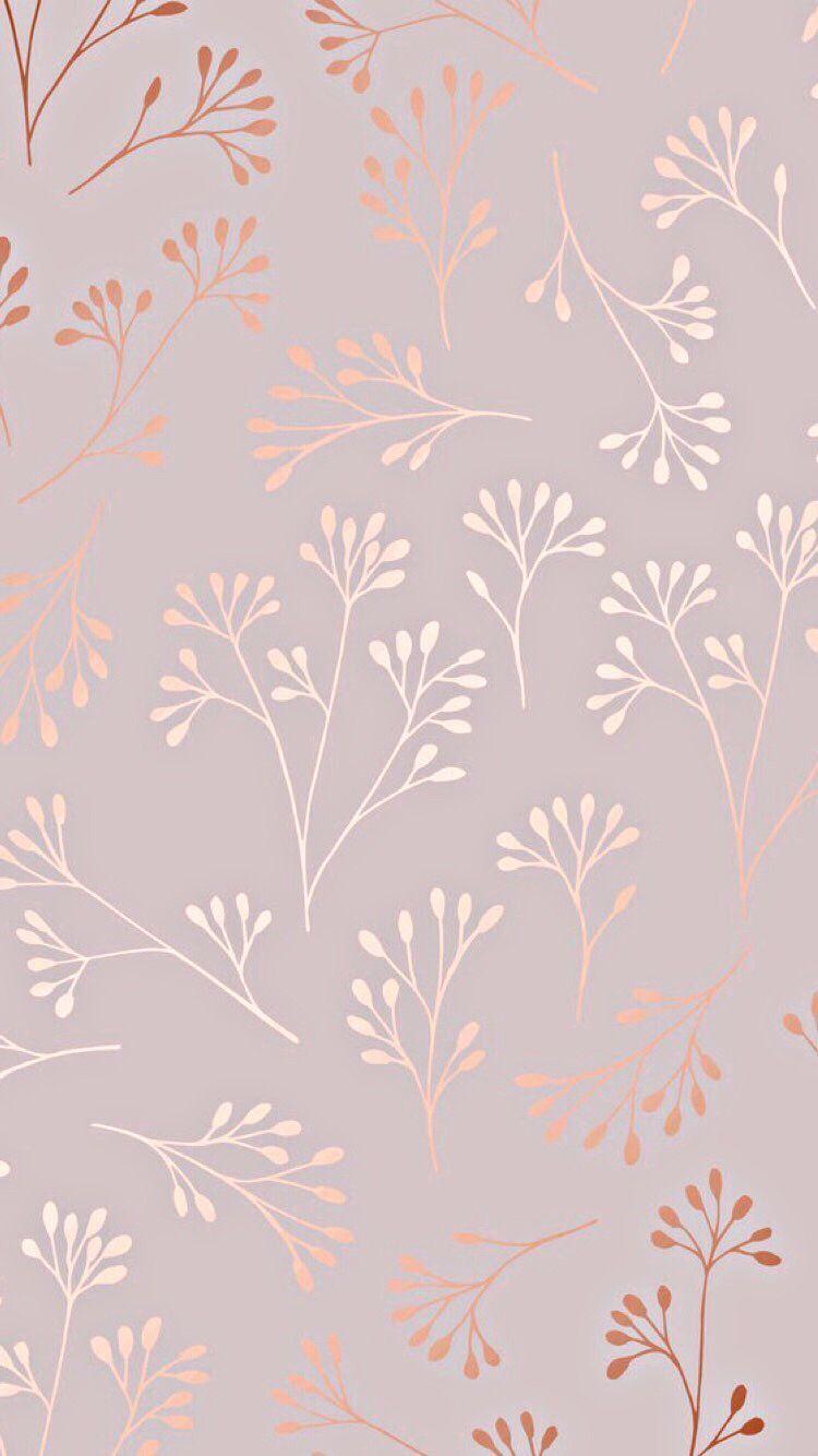Rose Gold Wallpaper Plain Wallpaper Pastel Wallpaper Flower Wallpaper Powerpoint Backgrou Papel De Parede De Ouro Flamingo Papel De Parede Papeis De Parede