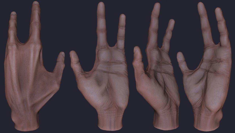 Alien Hand By Nogard00 D5ap78v Png 1186 674 Alien Hand Alien Zbrush