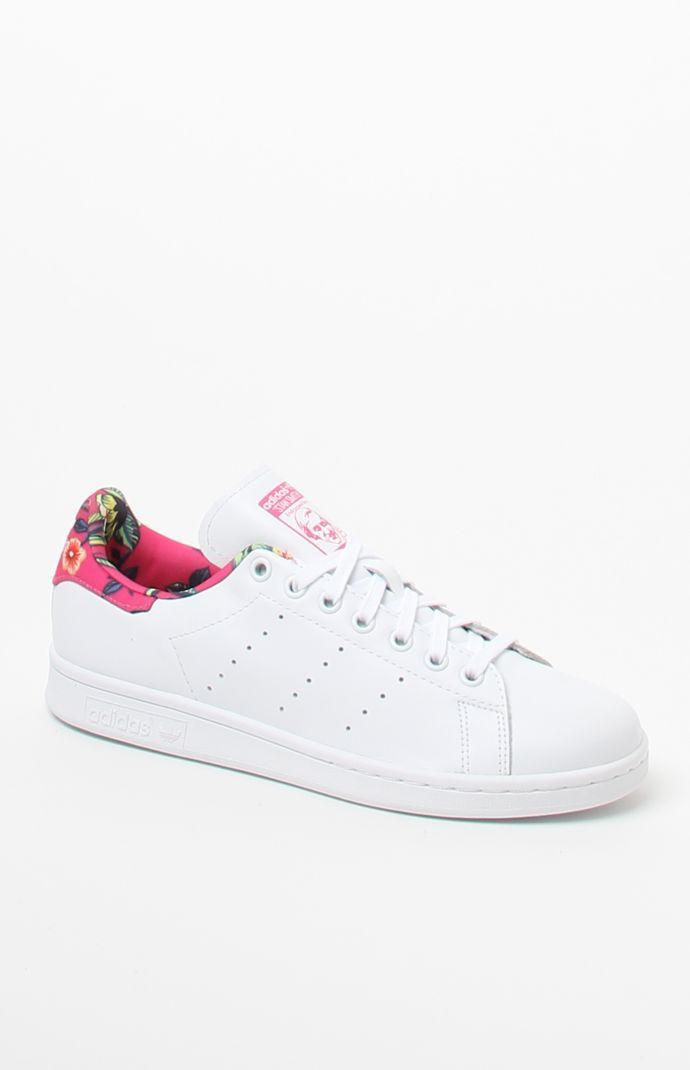 new arrival 47f55 11b10 adidas Womens Stan Smith Farm Sneakers at PacSun.com Just Style, Adidas  Stan Smith