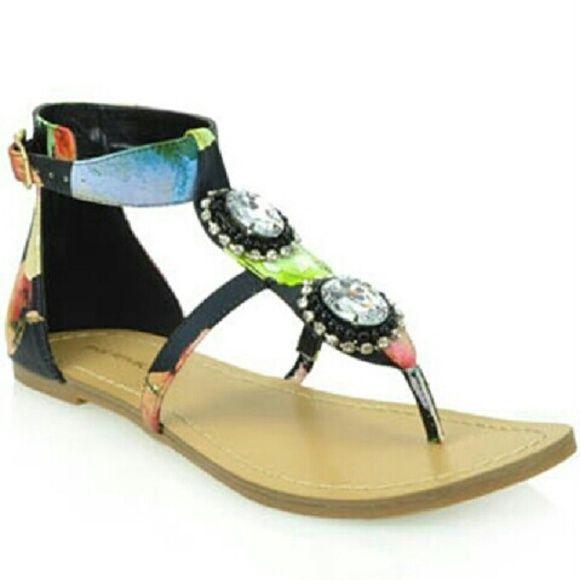cfb8acdf434 Black Ora Gladiator Sandals Rear zipper closure Shoerepublic Shoes Sandals