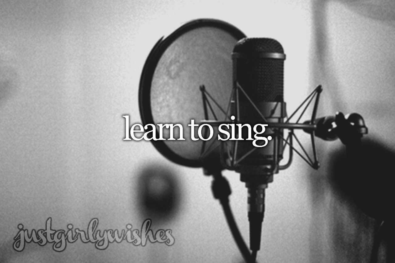 Learn To Sing - Successful Singing