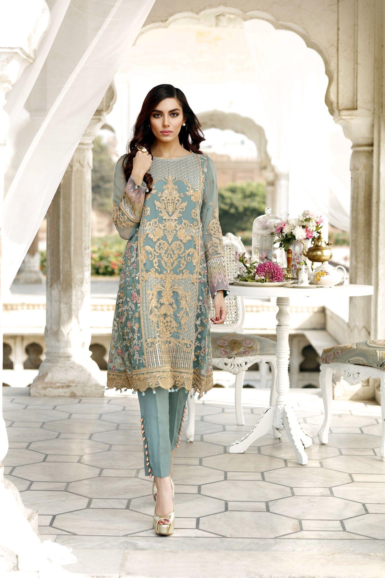 Model Baju Pakistan Perempuan