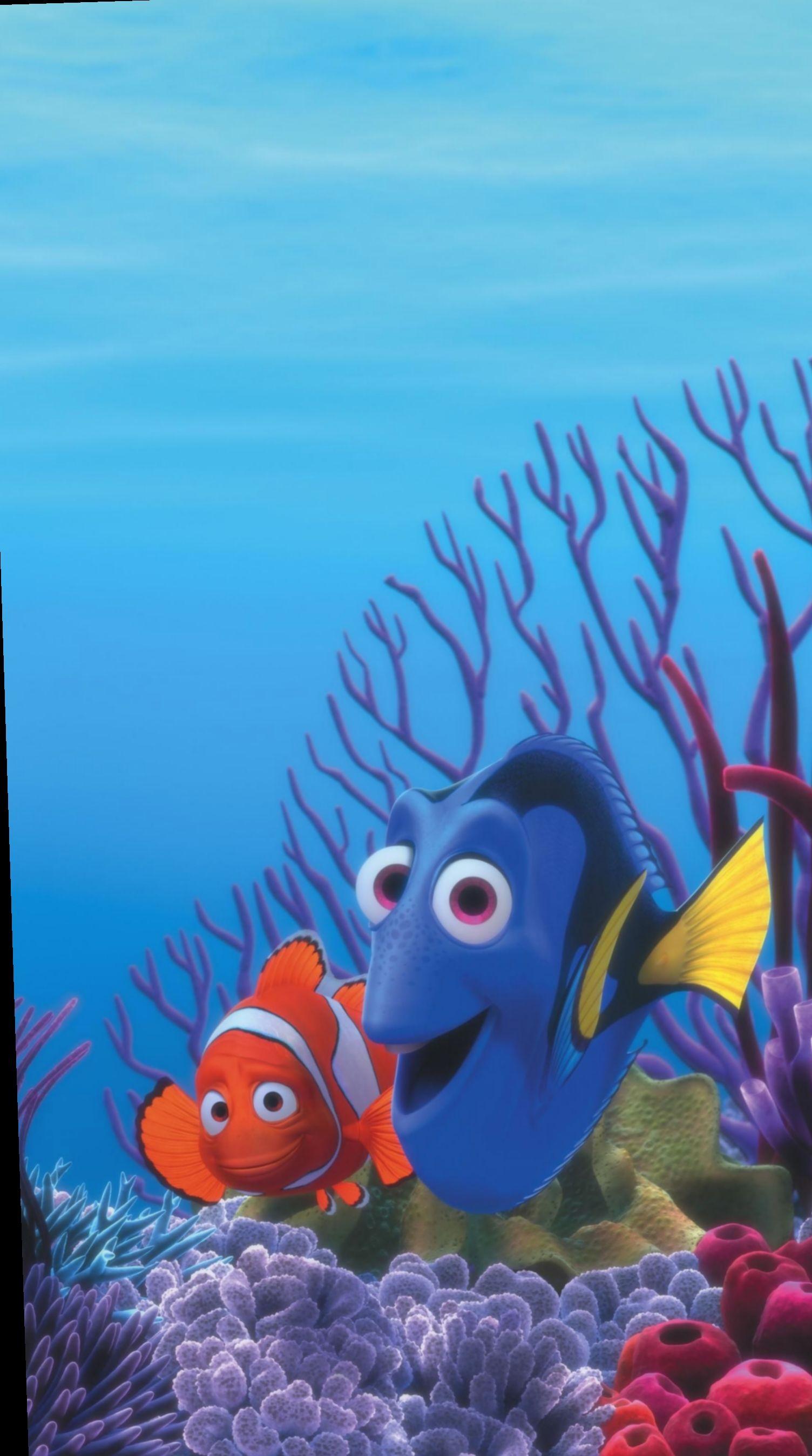 21 Cute Wallpapers Disney Finding Nemo Disney Wallpaper Disney Finding Nemo Cute Disney Wallpaper