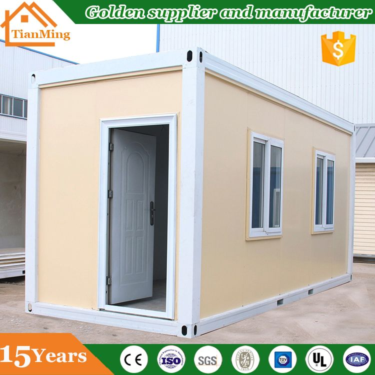 20 feet container house Oficinas
