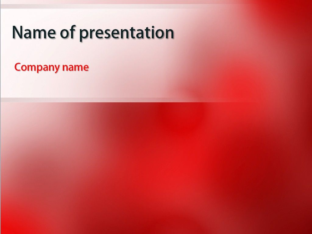 Abstract red powerpoint template powerpoint templates pinterest abstract red powerpoint template toneelgroepblik Choice Image