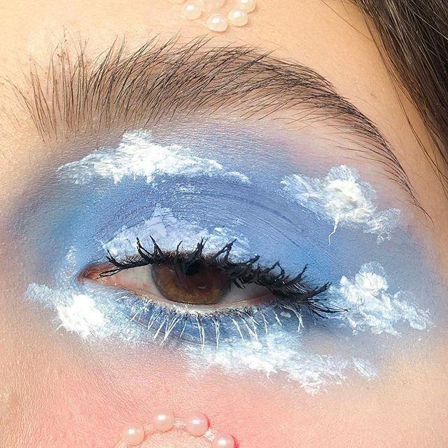 Photo of #eye makeup of eyeshadow #eyeshadow makeup colorful #eyeshadow makeup brush set …