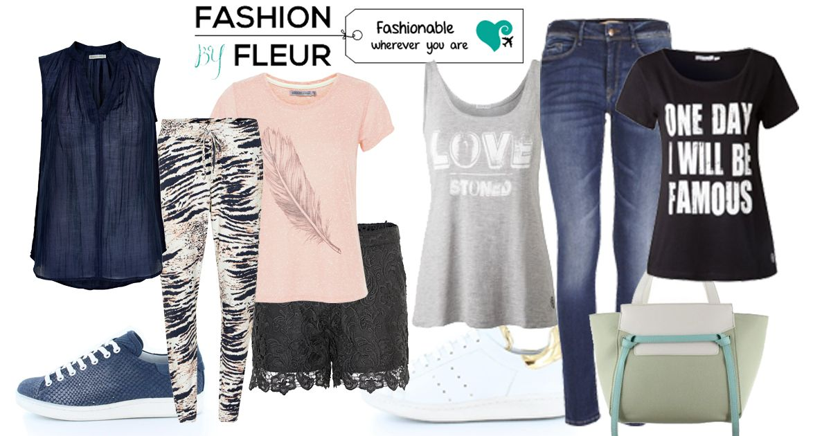 Collectie Fasion by Fleur #mode #ultimatewebshops #zomer
