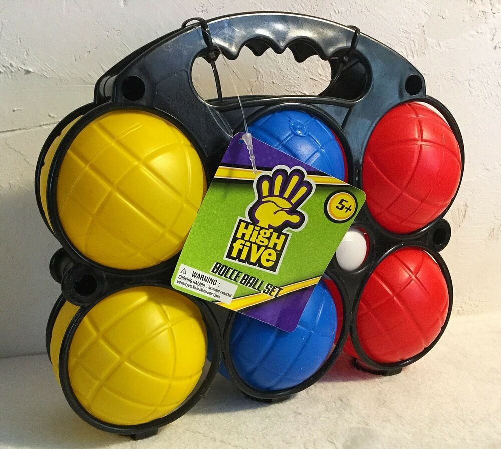 NEW! Beginner Bocce Ball Backyard Picnic Beach Kids