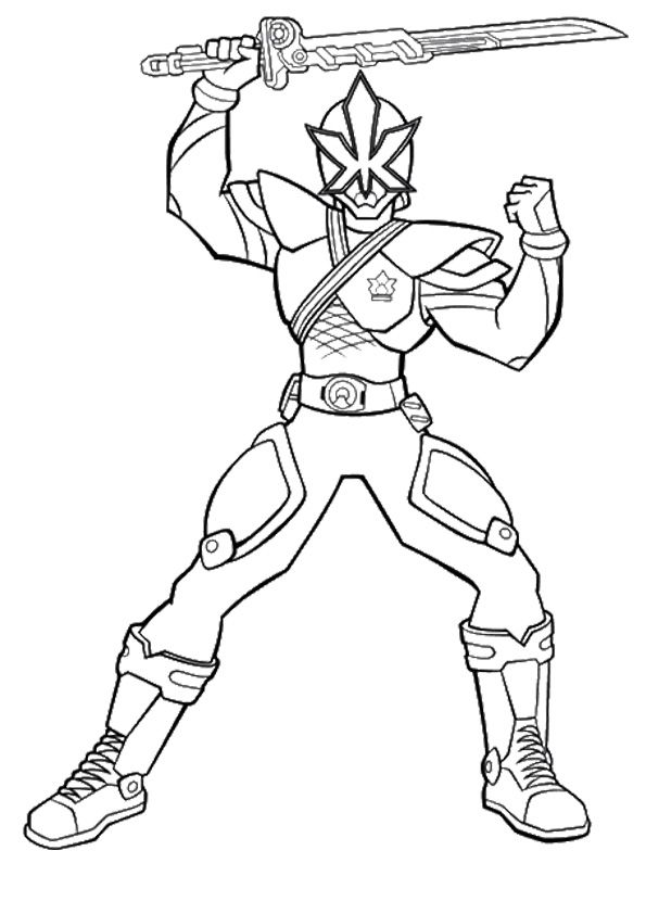 Power Rangers Team Jungle Fury Coloring Pages For Kids Gwt Printable Power Rangers Col Power Rangers Coloring Pages Power Rangers Jungle Fury Coloring Pages