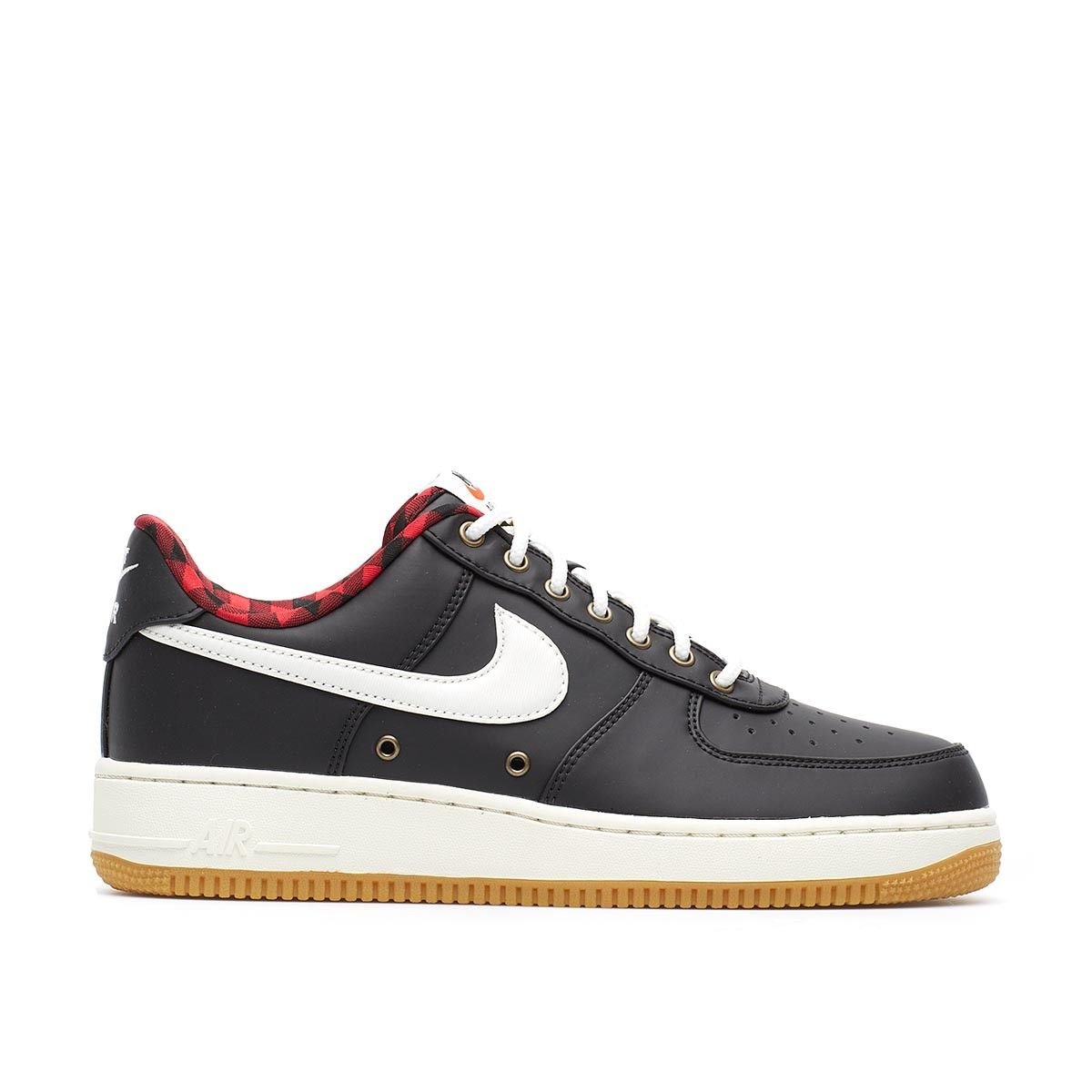 lowest price b6043 76978 Nike Air Force 1 07 LV8 from the Holiday  16 collection in black This  sneaker from Nike collection was born in 1982 to celebrate the aircraft of  the USA ...