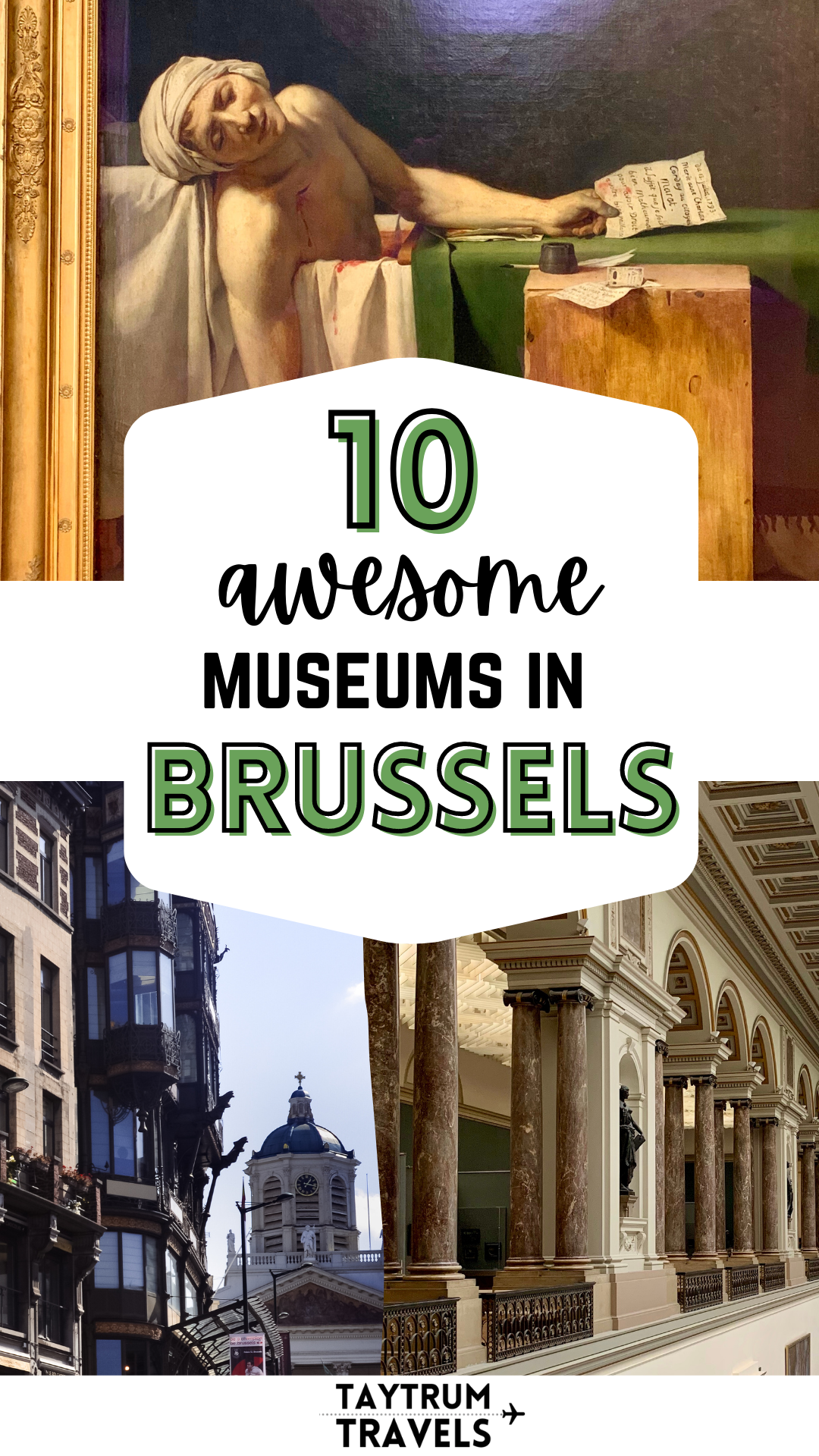 The Best Museums of Brussels