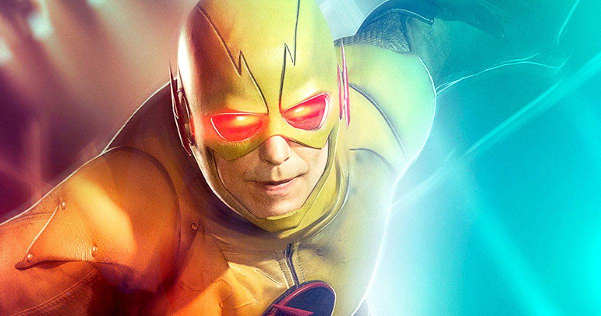 The Reverse Flash Wallpaper