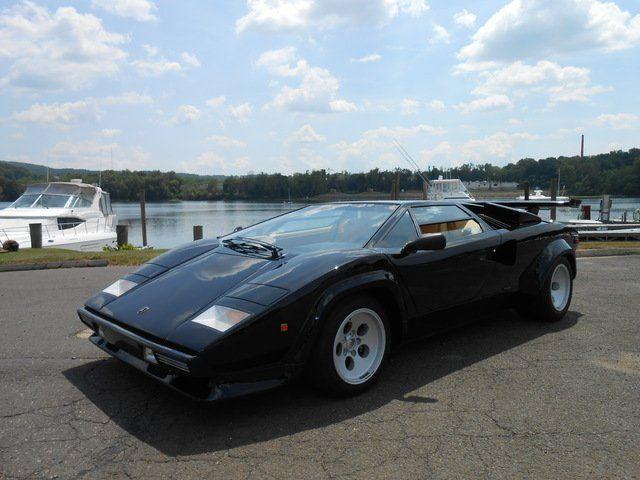 1984 Lamborghini Countach Lp5000s Qv For Sale Lamborghini