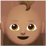 Baby Medium Skin Tone On Apple Ios 12 1 Medium Dark Skin Tone Dark Skin Tone Emoji