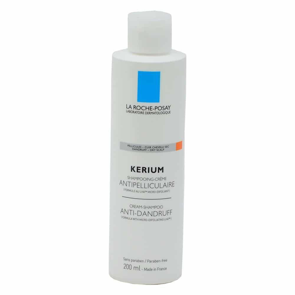 لاروش بوزيه شامبو علاج قشرة الشعر الجافة Paraben Free Products Dandruff Shampoo Bottle