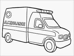 Ambulance Warna Gambar Anak