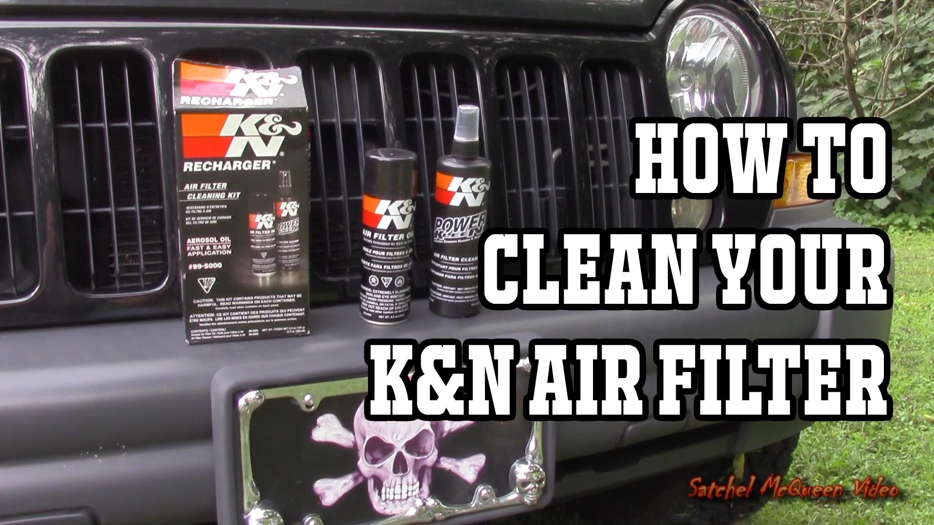 How To Clean Your K N Air Filter Air Filter Filters Cleaning
