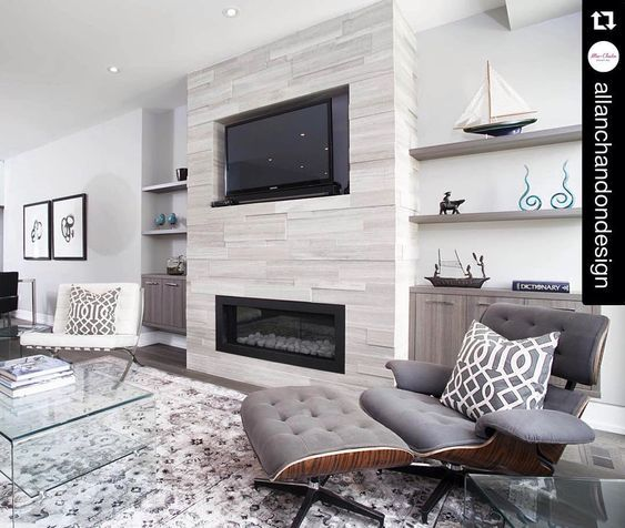 Wauwatosa Open Concept Family Room