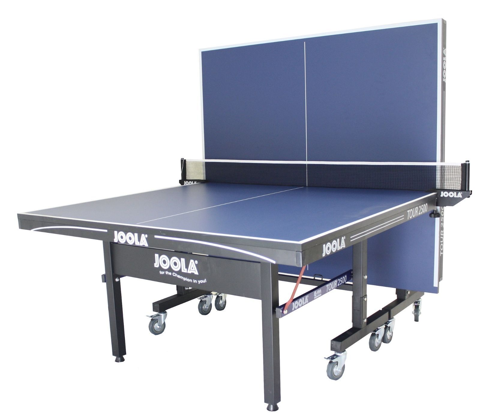 Tables 97075: Joola Tour 2500 Table Tennis Table And Net Set (1In Table Top