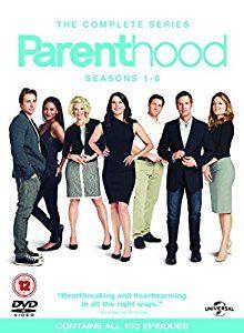 Parenthood - Complete Season 1-6 [DVD] [2014]: Amazon.co.uk: Peter Krause, Lauren Graham, Dax Shepard, Erika Chrisensen: DVD & Blu-ray