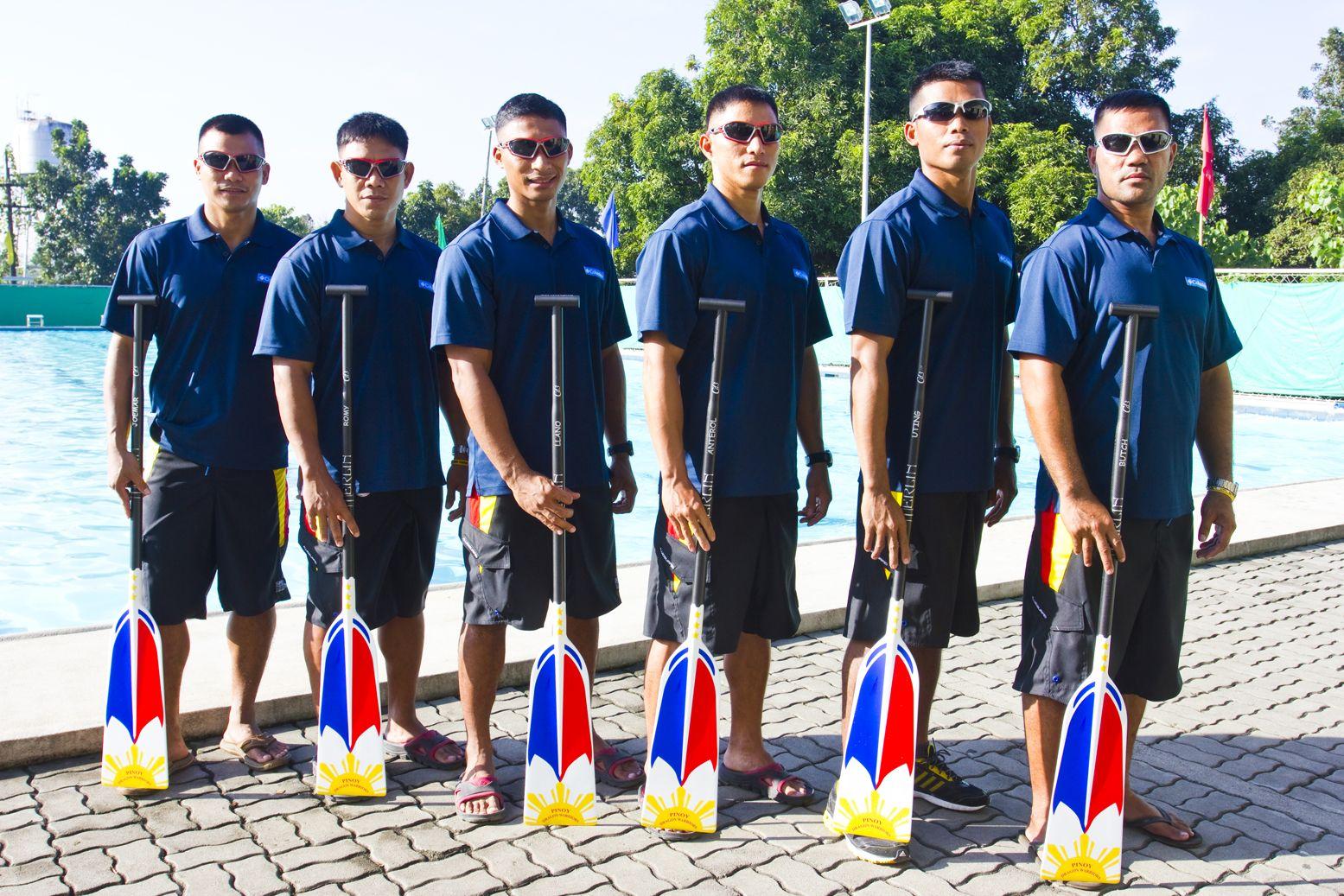 Philippine paddles, Merlin