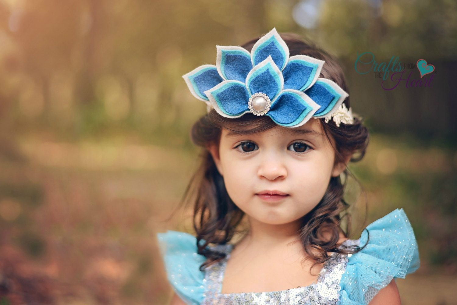 Gifts for Kids - Felt Crown Headband - Felt Halo - Felt Tiara - Pageant Halo - Pageant Headband - Tribal Felt Crown - Grey,Teal, Navy #feltcrown Felt Crown Headband - Felt Halo - Felt Tiara - Bohemian Felt Halo - Pageant Halo - Pageant Headband - Tribal Felt Crown - Grey, Teal, Navy by PACraftsfromtheHeart on Etsy #feltcrown