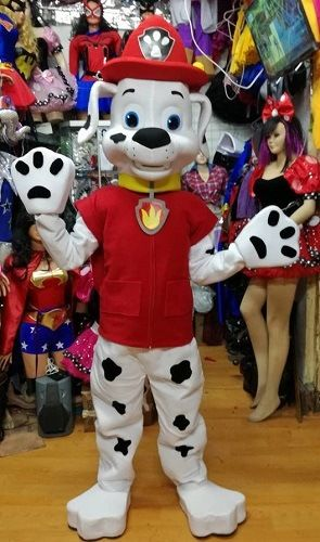 Marshall from Paw Patrol Mascot Costume Rental. We offer costume rentals and 3 different character & Marshall from Paw Patrol Mascot Costume Rental. We offer costume ...