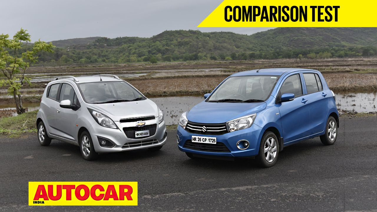 Maruti Celerio Diesel Vs Chevrolet Beat Diesel Video Comparison Diesel Chevrolet Beats