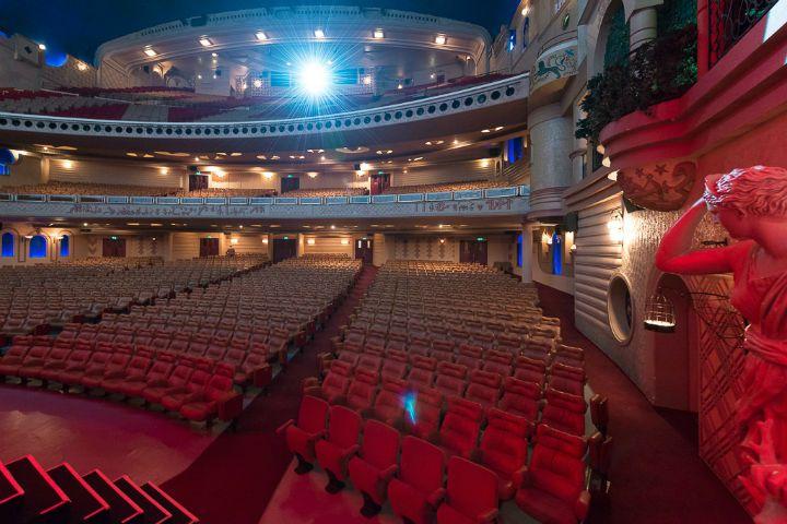 Movie theatres in Paris