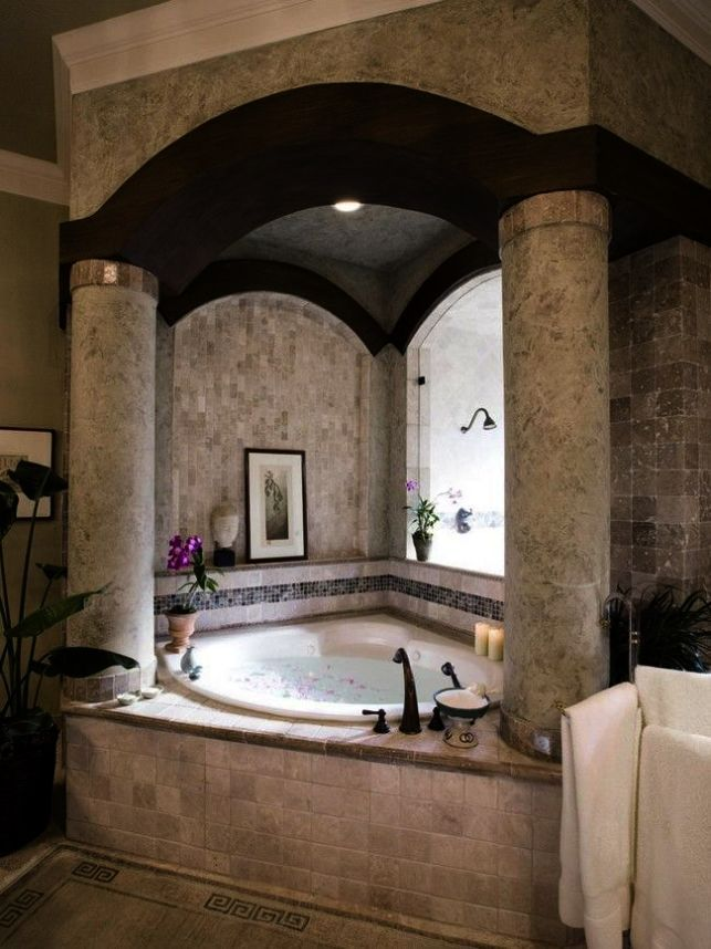 No Way Luxury Bathrooms Design Pinterest Bathroom Design Luxury Tuscan Bathroom Small Luxury Bathrooms