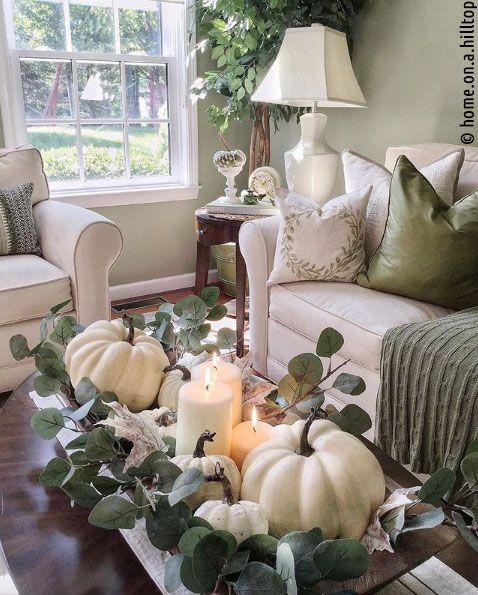 Photo of Herbstdekoration zu Hause