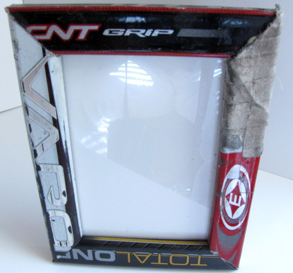 Hockey Stick Picture Frame - 5x7. $25.99, via Etsy.   Hockey ...