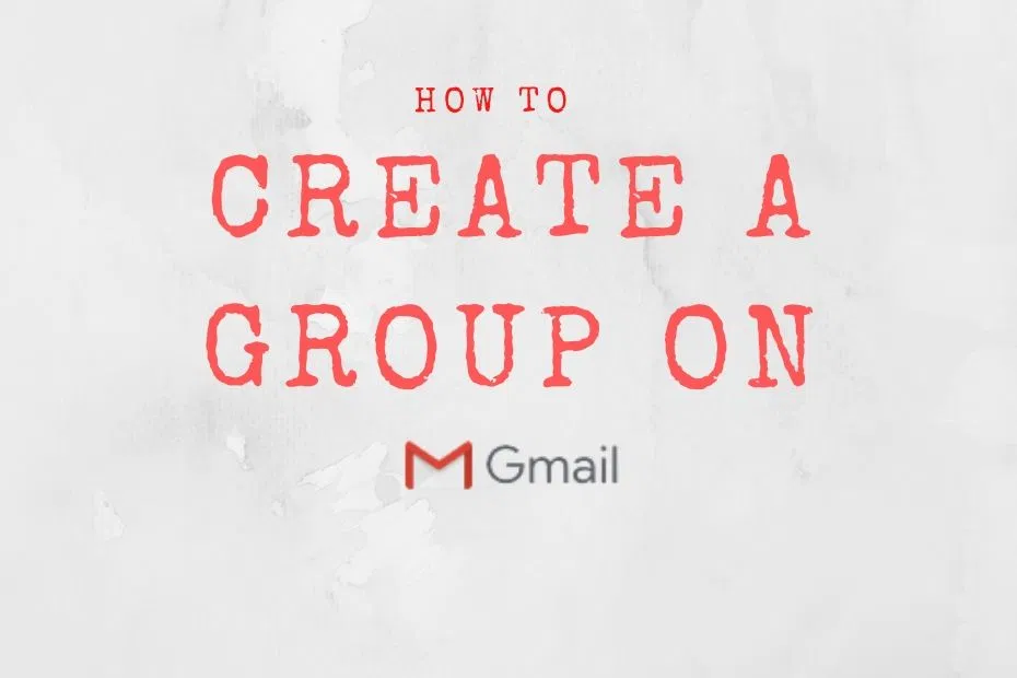 How To Create A Group On Gmail Nshares Info Gmail Create Labels Email Id