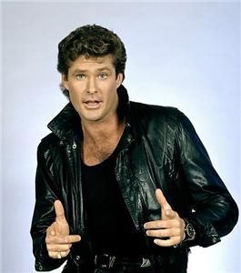 When liking David Hasselhoff, wasnt a bad thing