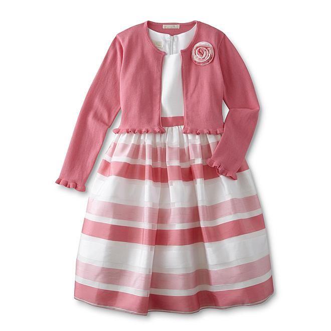 642bba565fb2 American Princess American Princess Girls  Sleeveless Occasion Dress ...