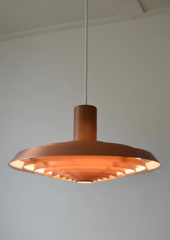 copper poul henningsen louis poulsen 1958 langelinie. Black Bedroom Furniture Sets. Home Design Ideas