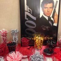 James Bond Candy Bar Bond James Bond