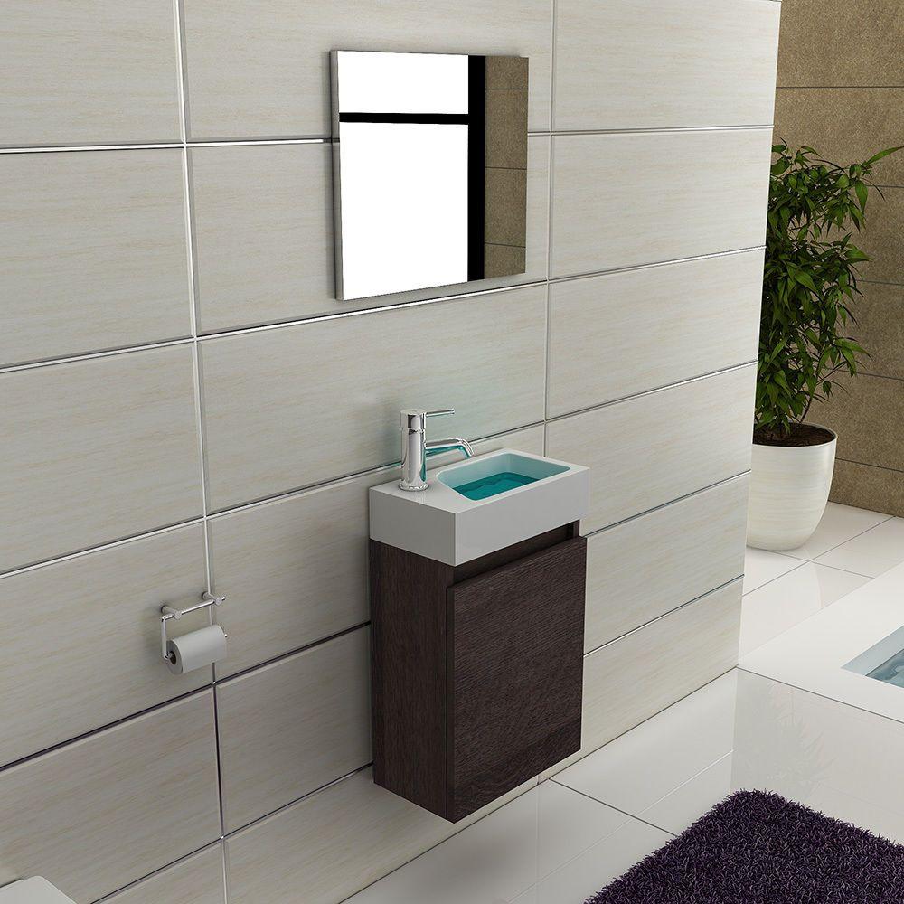 Kleiner Waschtisch Mit Unterschrank möbelset gäste wc kleiner waschtisch mit unterschrank und