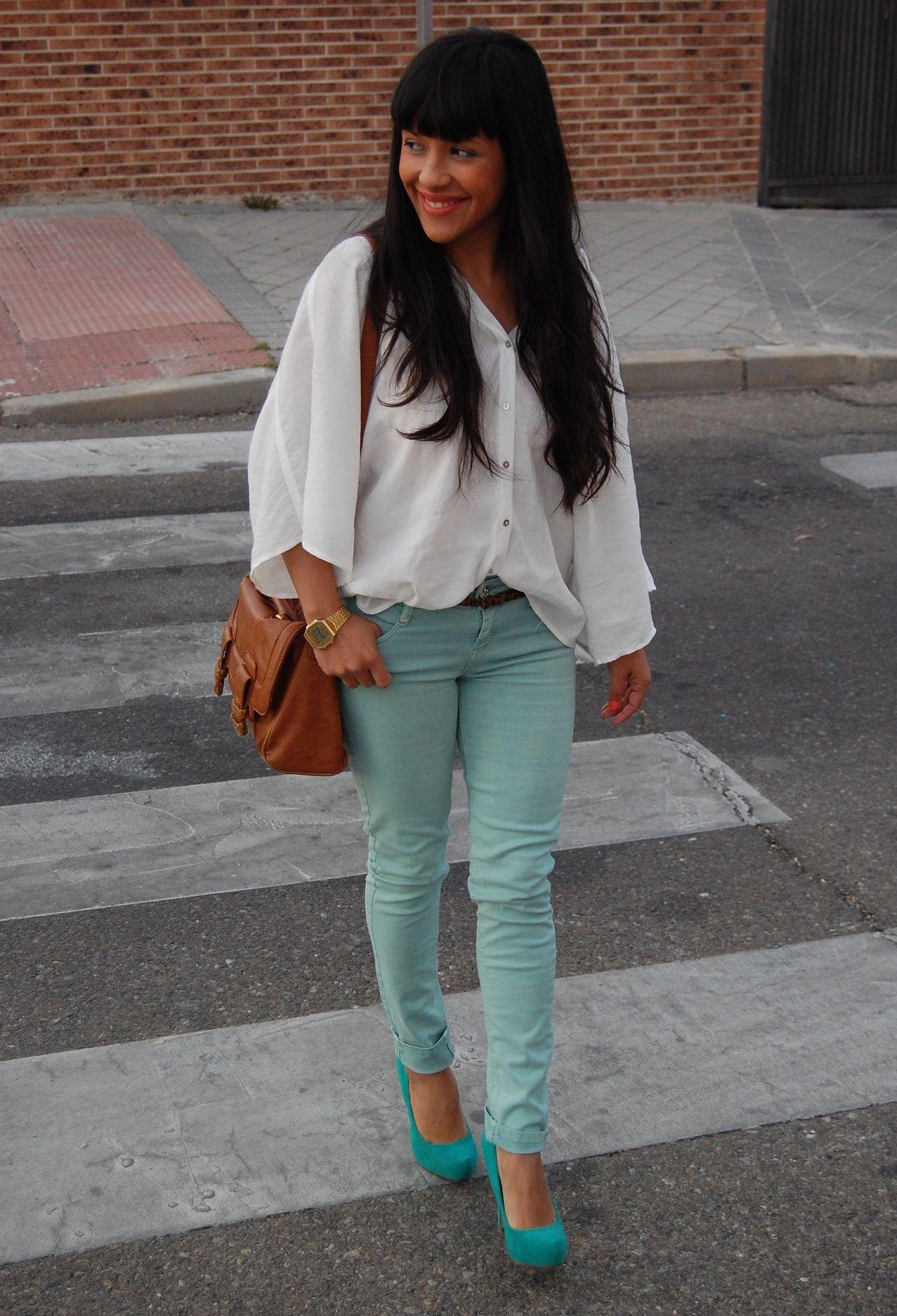 2695b2e502 mint!!  outfit