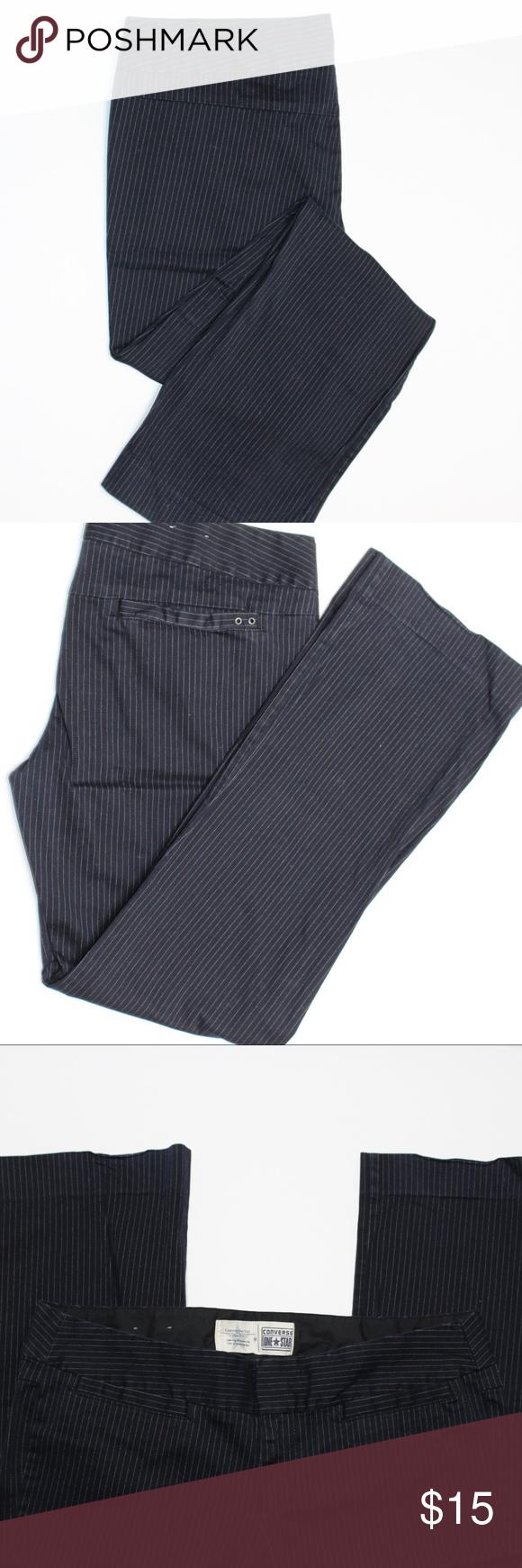 CONVERSE ONE STAR Women Pants Size 14
