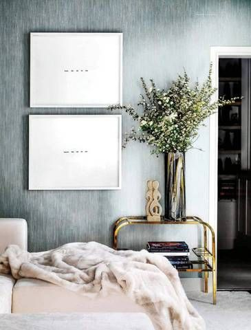 Minimalistic Wallpaper For Your Home Domino Room Inspiration