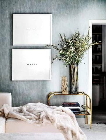 Minimalistic Wallpaper For Your Home Domino Room Inspiration Home Decor Minimalist Home