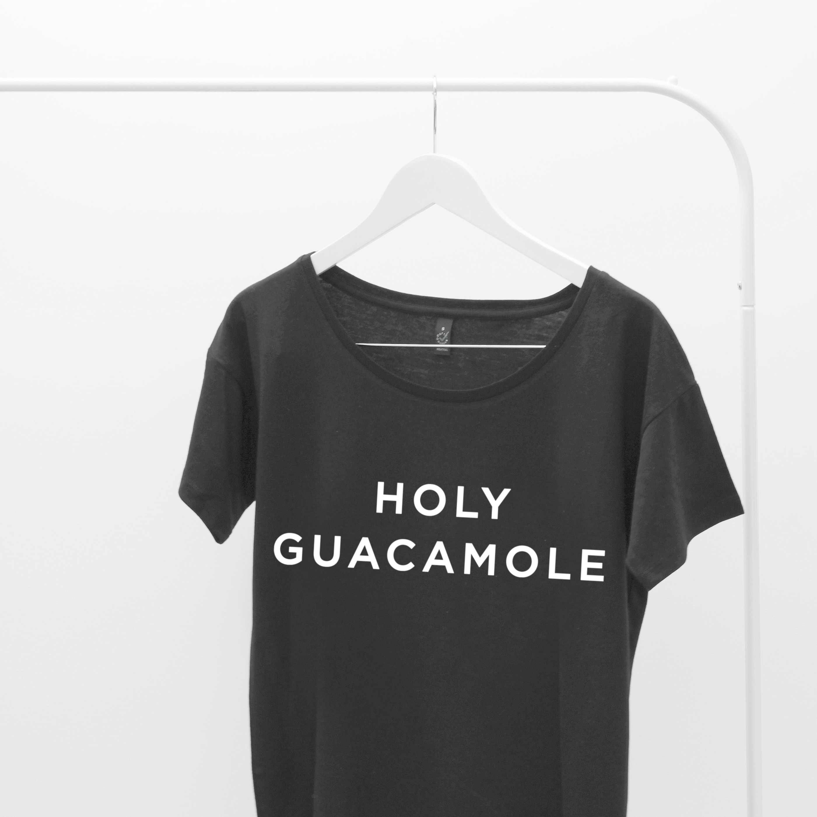 60792965 Holy guacamole women's scoop neck t-shirt! | ♪♫We'll never go out ...