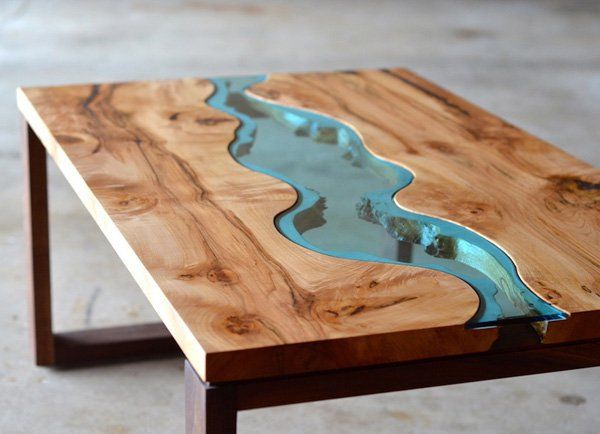 40 Creative Coffee Tables