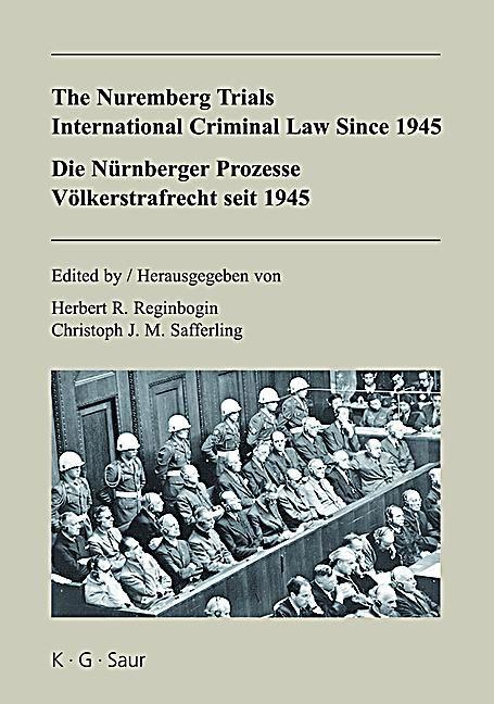 Nürnberger Prozesse Definition
