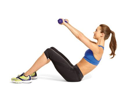 6 Moves for Sexy Sundress Arms: Workouts: self